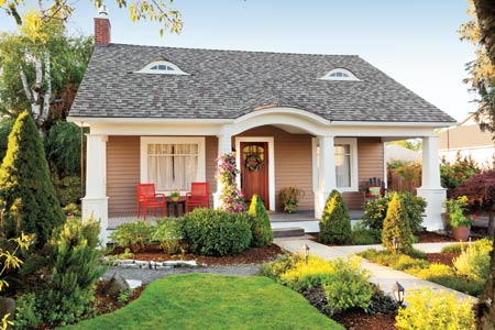 Curb Appeal – Make a Good First Impression